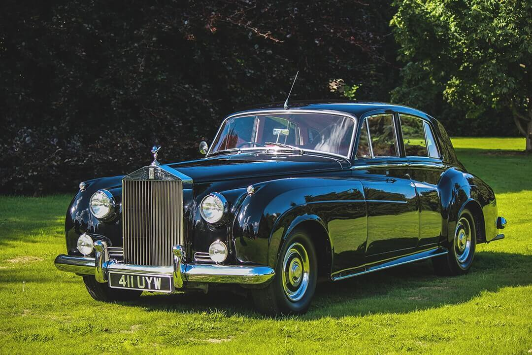 W Smith Sons Funeral Directors Rolls Royce Fleet Vehicle