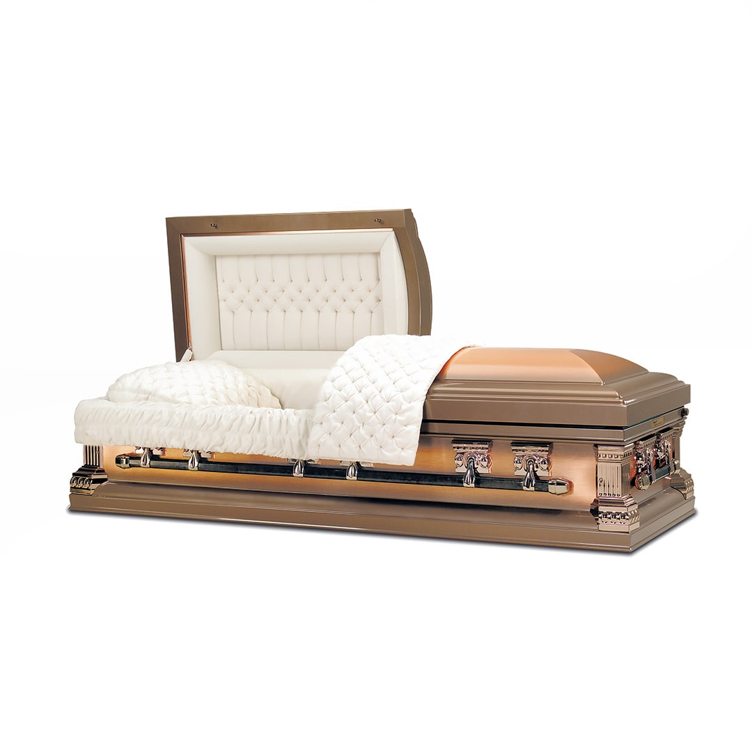 W Smith Funeral Directors The American Casket